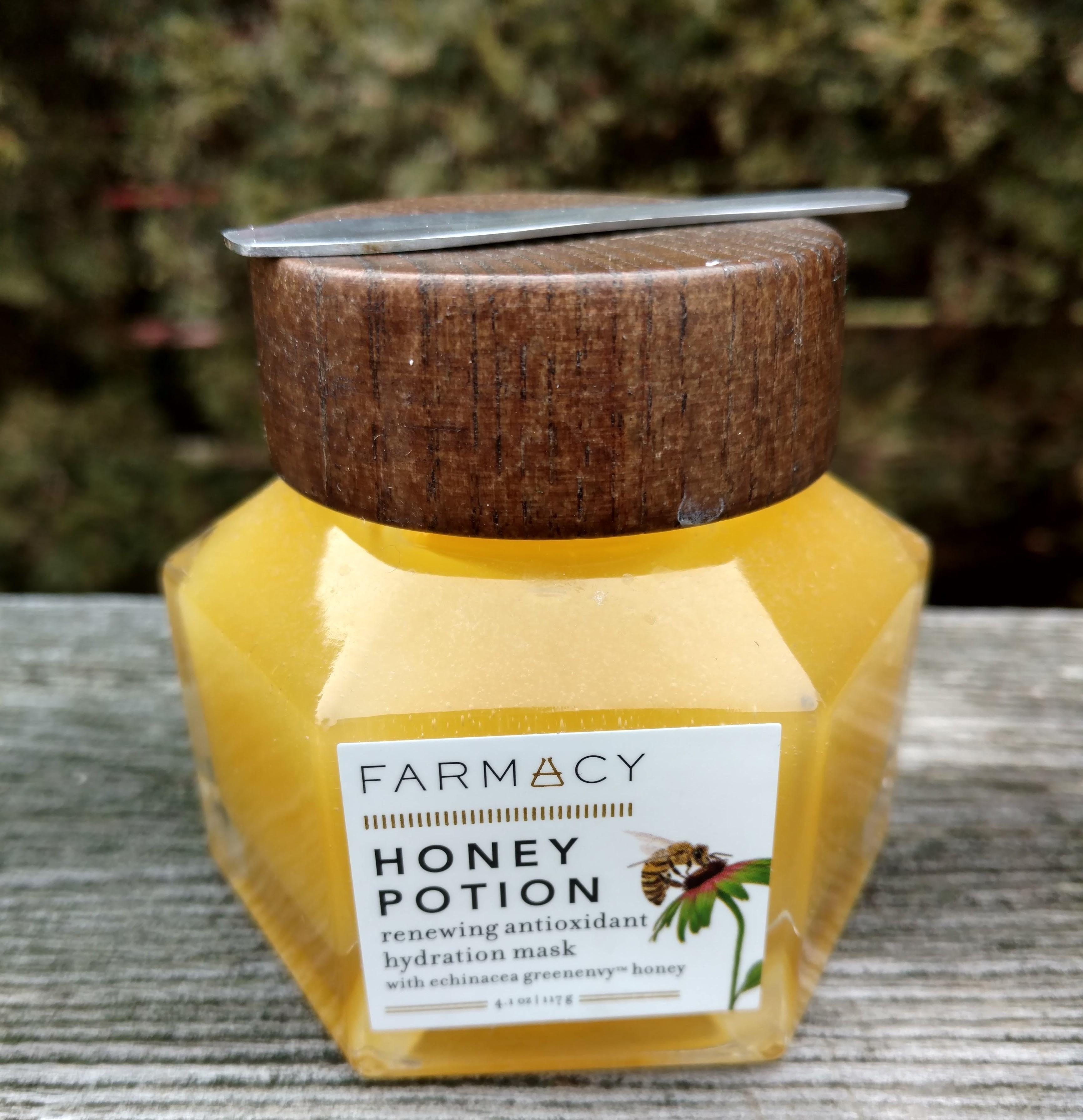 Honey Potion